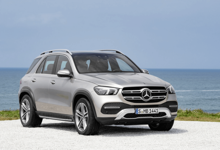 Mercedes benz gle 2020