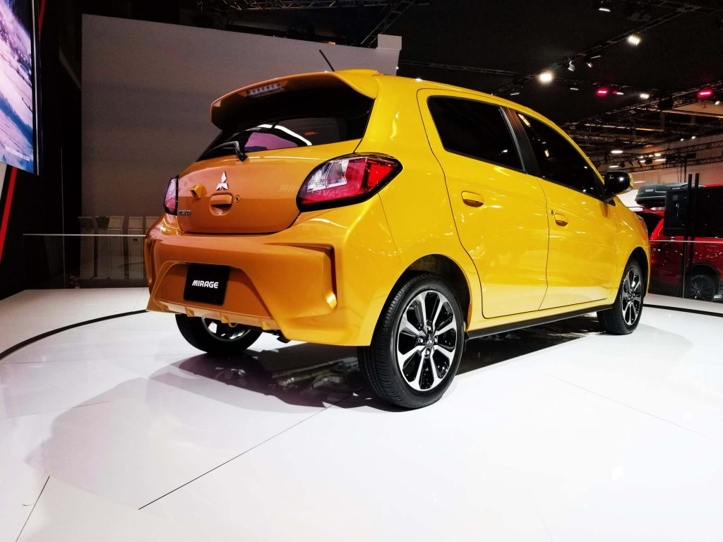 Siam 2020 mitsubishi mirage 2021 groupe beaucage 2 1