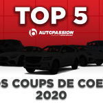 Blog autopassion top5 2020